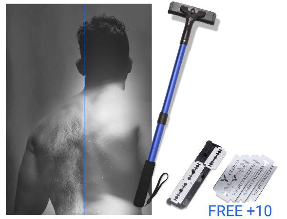 Easace Cheapest Back Groomer