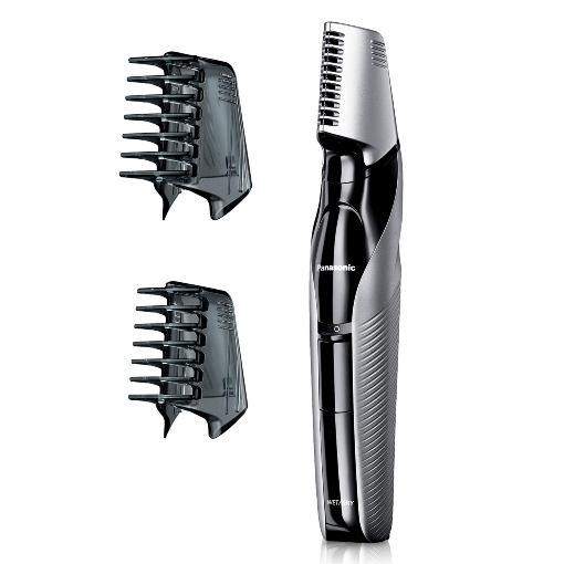 Panasonic Electric Body Groomer & Pubic Hair Trimmer for Men ER-GK60-S