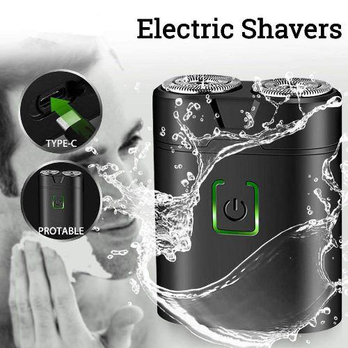 Thjh Mini Electric Shaver For Men